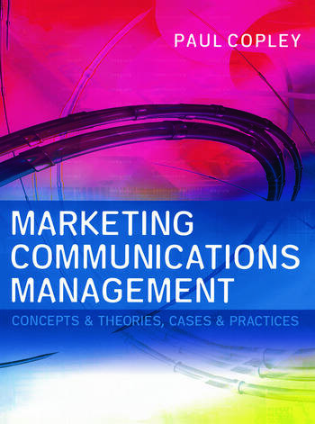 Marketing Communications Management book cover