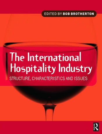 International Hospitality Industry book cover