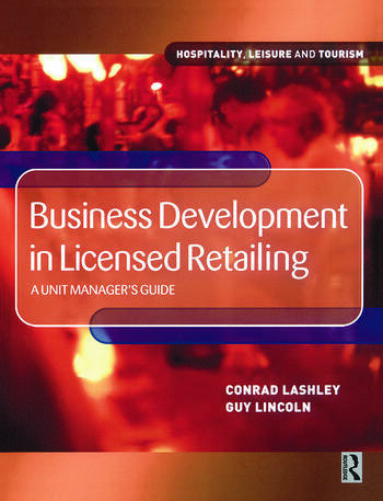 Business Development in Licensed Retailing book cover