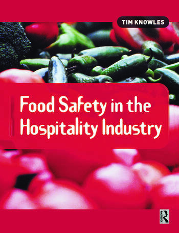 Food Safety in the Hospitality Industry book cover