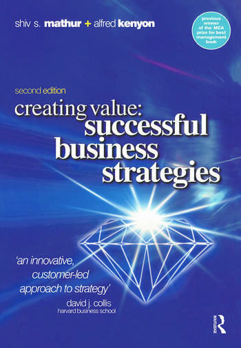 Creating Value book cover