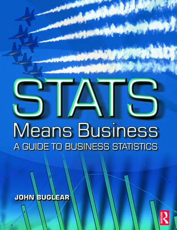 Stats Means Business book cover