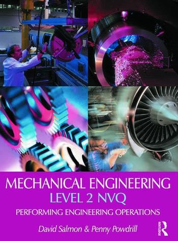 Mechanical Engineering: Level 2 NVQ book cover