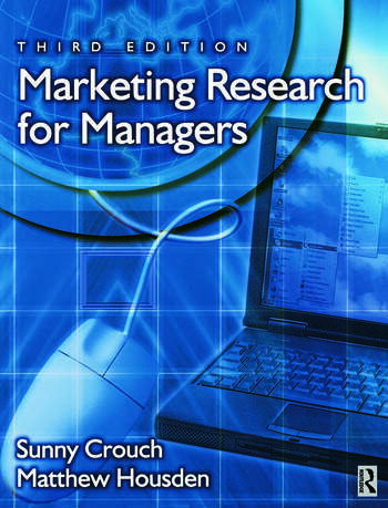 Marketing Research for Managers book cover