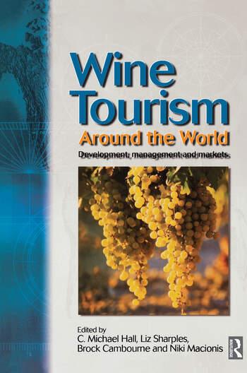 Wine Tourism Around the World book cover