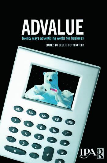 AdValue book cover