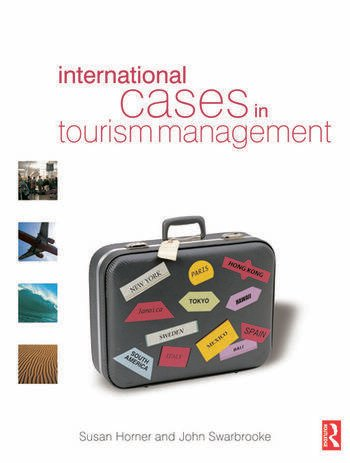 International Cases in Tourism Management book cover
