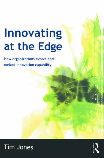 Innovating at the Edge book cover