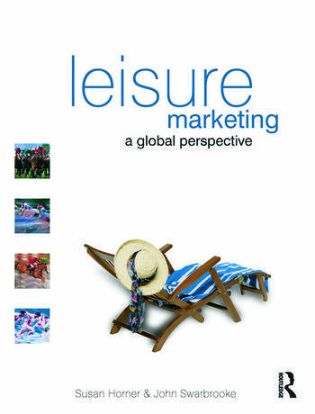Leisure Marketing book cover