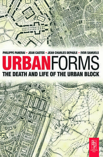 Urban Forms book cover