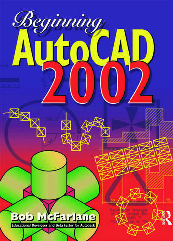 Beginning AutoCAD 2002 book cover