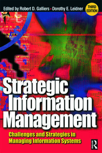 Strategic Information Management book cover