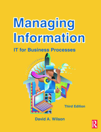Managing Information book cover