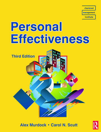 Personal Effectiveness book cover