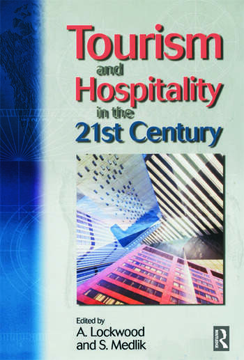 Tourism and Hospitality in the 21st Century book cover