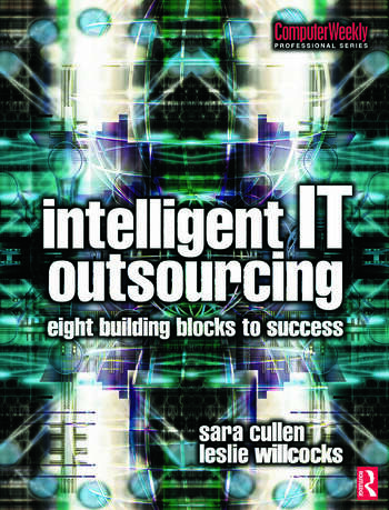 Intelligent IT Outsourcing book cover