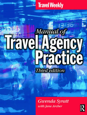 Manual of Travel Agency Practice book cover