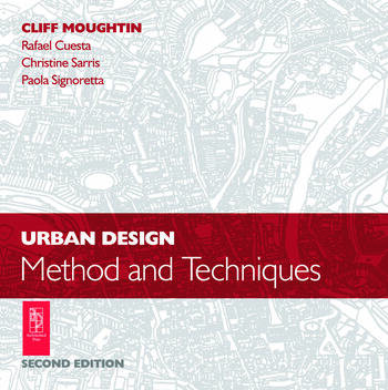 Urban Design: Method and Techniques book cover
