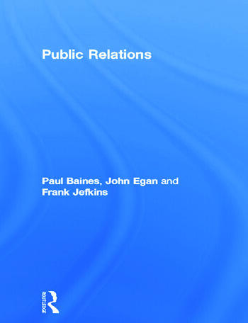 Public Relations book cover