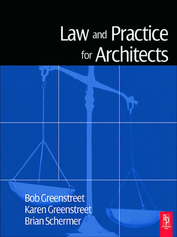 Law and Practice for Architects book cover