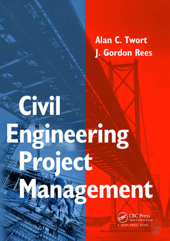 Civil Engineering Project Management book cover