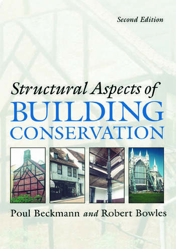 Structural Aspects of Building Conservation book cover