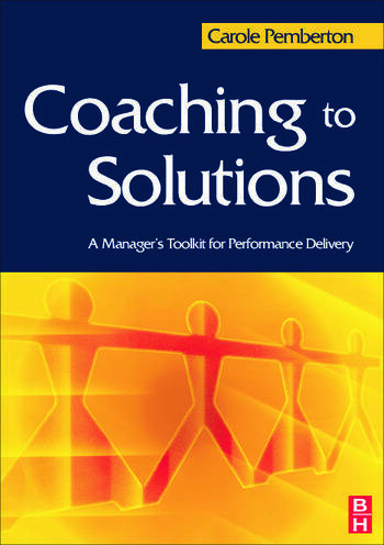 Coaching to Solutions book cover