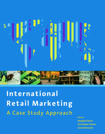 International Retail Marketing book cover