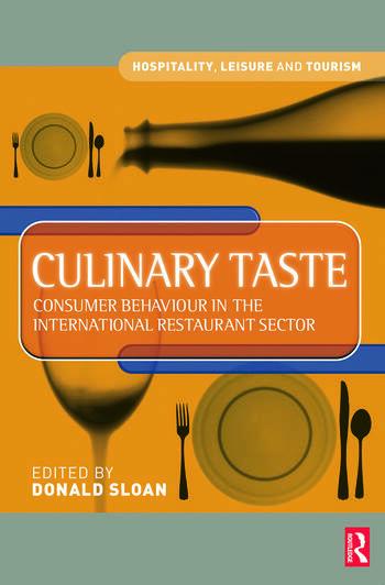 Culinary Taste book cover