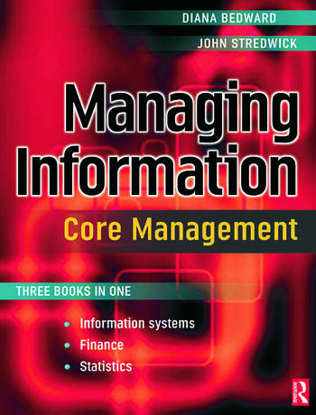 Managing Information: Core Management book cover