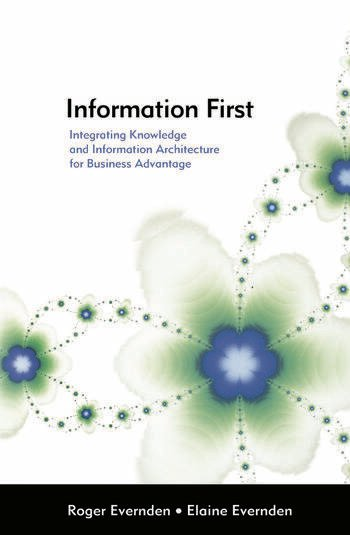 Information First book cover