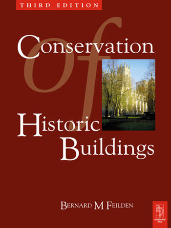 Conservation of Historic Buildings book cover