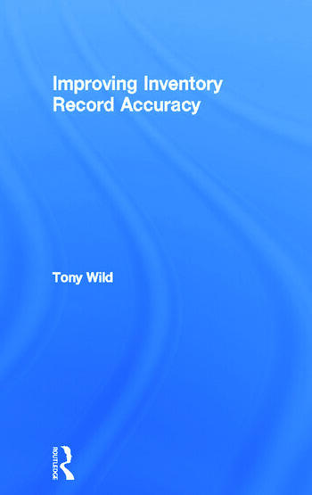 Improving Inventory Record Accuracy book cover