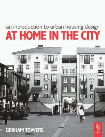 Introduction to Urban Housing Design book cover