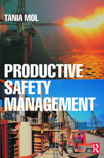 Productive Safety Management book cover