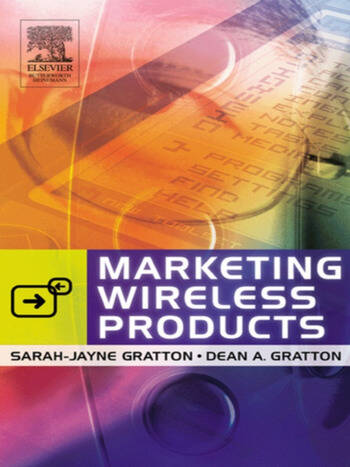 Marketing Wireless Products book cover