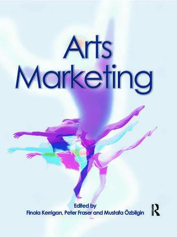 Arts Marketing book cover