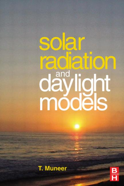 Solar Radiation and Daylight Models book cover