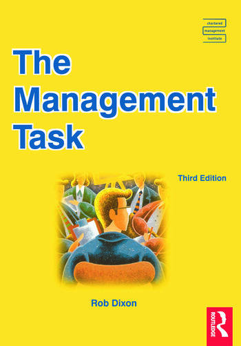 The Management Task book cover