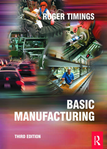 Basic Manufacturing, 3rd ed book cover