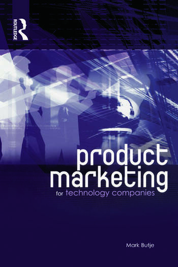 Product Marketing for Technology Companies book cover