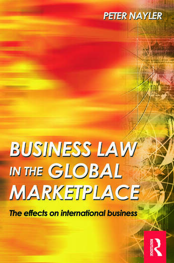 Business Law in the Global Marketplace book cover