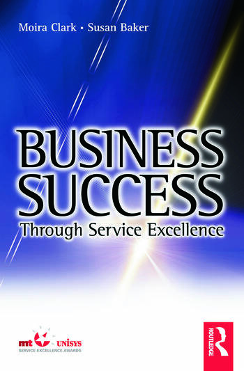 Business Success Through Service Excellence book cover