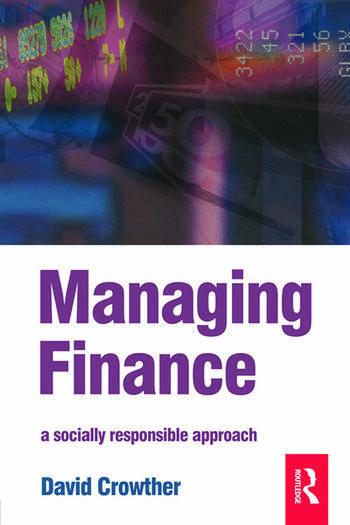 Managing Finance book cover