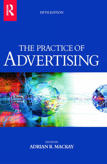 Practice of Advertising book cover