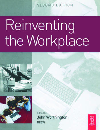 Reinventing the Workplace book cover