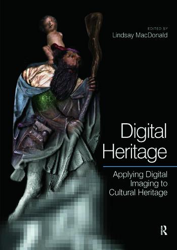 Digital Heritage book cover