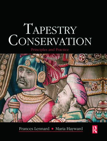 Tapestry Conservation: Principles and Practice book cover