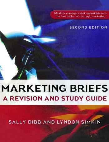 Marketing Briefs book cover