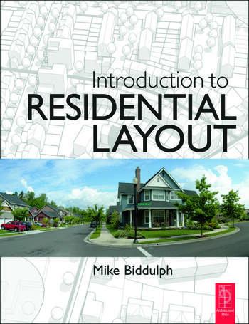 Introduction to Residential Layout book cover